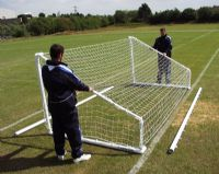 MINI SOCCER CLUB MATCH GOAL - uPVC - 12 x 6 GOAL